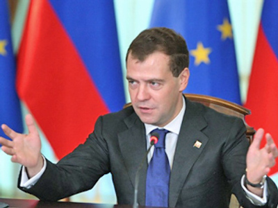 "Russia could cancel visa regime with EU ""tomorrow"" – Medvedev"