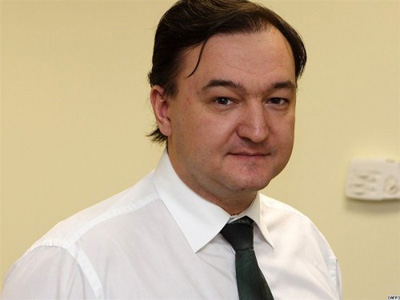 Inadequate medical care caused lawyer Magnitsky's death