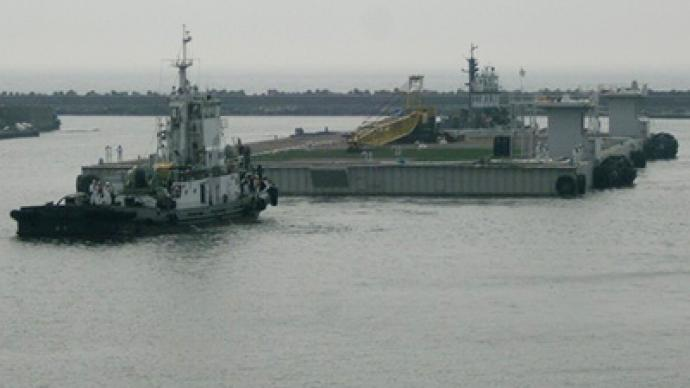 "Giant ""Mega-Float"" comes to rescue at Fukushima"