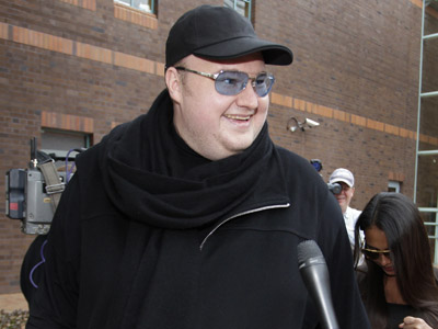 ReUpload: Kim Dotcom promises 'massive global network'