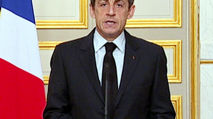 Sarkozy: Visiting hate and terror websites will be punished