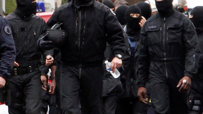 Toulouse gunman turned his den into 'combat zone'