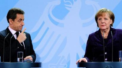 Merkel vs Lagarde: Girls fight over… debt crisis