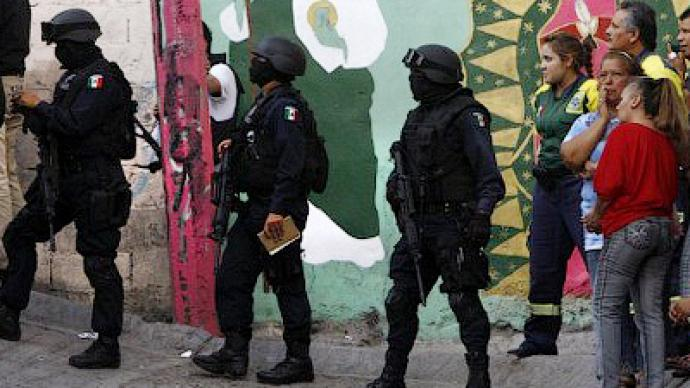 Yankee, come here: Mexicans want US to clean up War on Drugs mess