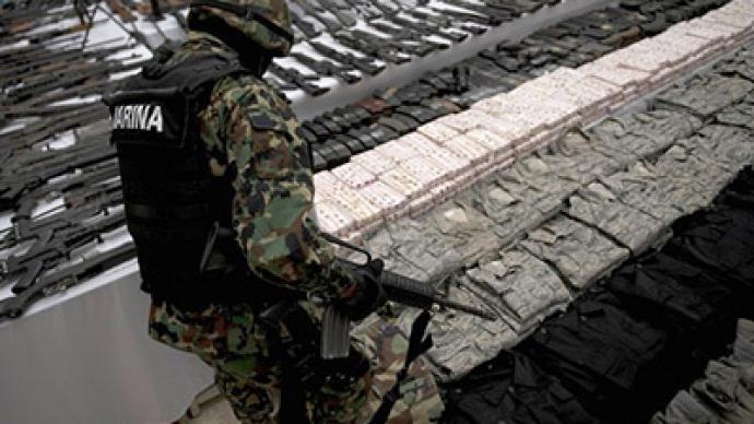 Drug kingpin in Mexico's Zeta Cartel arrested
