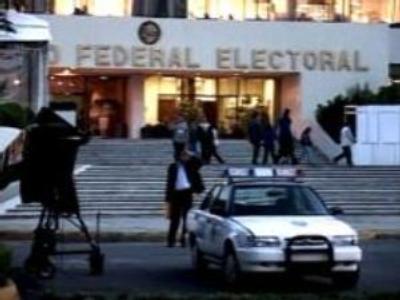 Mexico poll: recount under way
