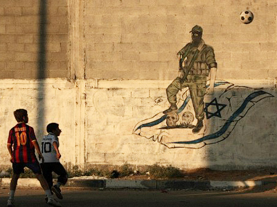 'Palestinians are changing the rules of the game'