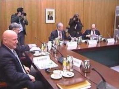 Middle East Quartet continues talks in Berlin