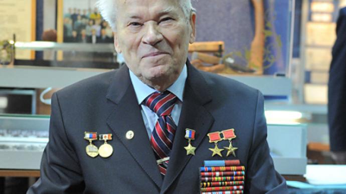 AK-47 inventor Mikhail Kalashnikov in intensive care