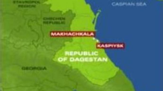 2 militants killed in Dagestan