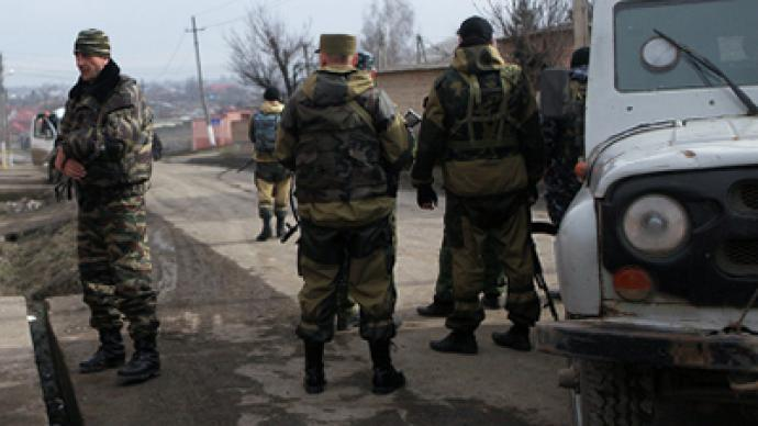 Three militants killed in Russia's south