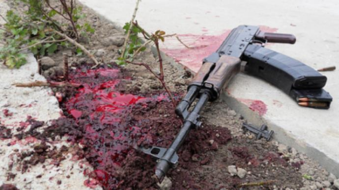 Five militants killed in southern Russia