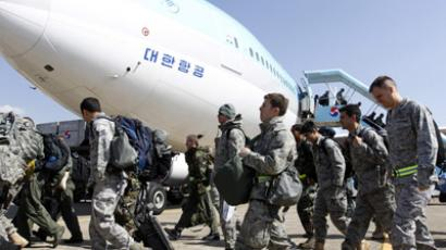 US-S. Korea war games prompt Pyongyang declaration: Ready for final battle