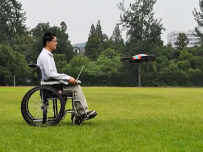 Think hard to fly: Chinese scientists unveil mind-controlled drone