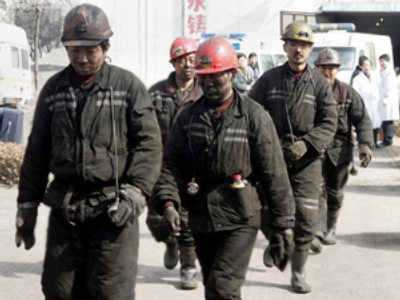 Mine blast claims 74 in China