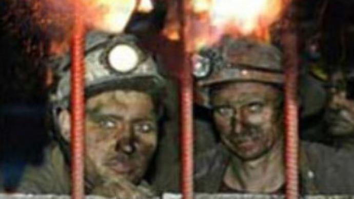 Mine explosion kills two in southern Russia
