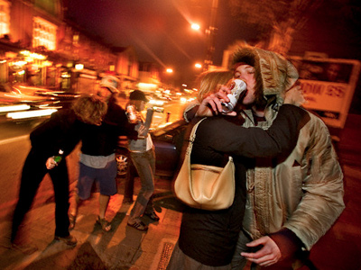 Modern Brits: Ignorant, intolerant, overly-nationalistic binge drinkers?