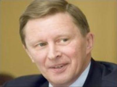 Missile deployment in E Europe to be discussed: Sergey Ivanov