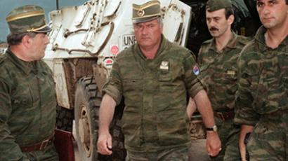 Moscow wants justice for Mladic, doubts Serbia's EU prospects