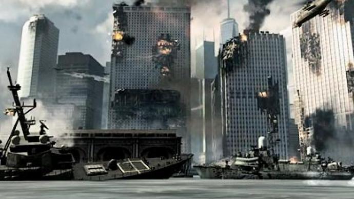 Modern Warfare 3: Russia to invade US. Again