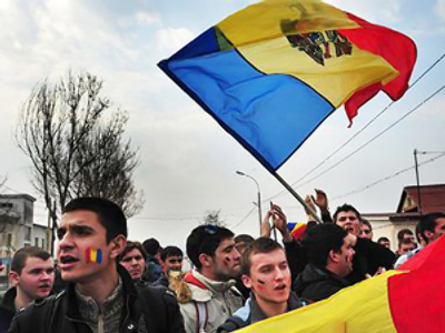 "Moldovan leader rushes to resign from ""immoral"" presidency"