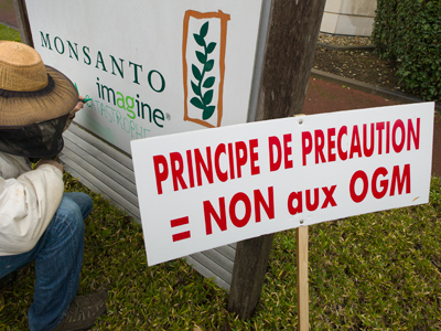 Monsanto guilty of chemical poisoning