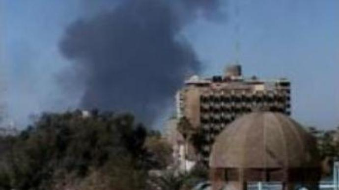 More blasts in Baghdad