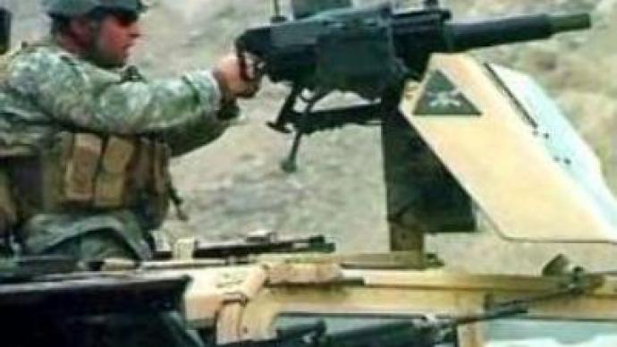 More U.S. troops needed in Afghanistan: President Bush