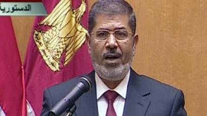 Real deal? Morsi ducks Peres peace letter claim