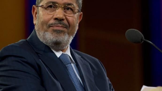 Egypt's Morsi: 'Farce of Israeli aggression' against Gaza will end today