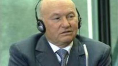 Moscow will never see gay pride parades – Mayor Yury Luzhkov