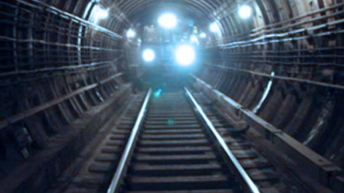Moscow metro misfortune