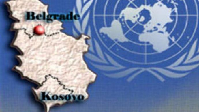 Moscow stands firm over Kosovo issue