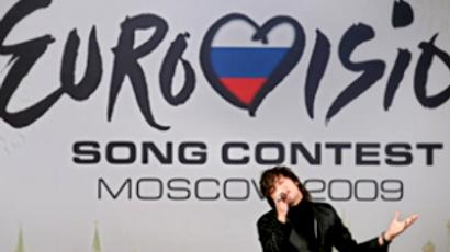 Moscow to host Eurovision 2009
