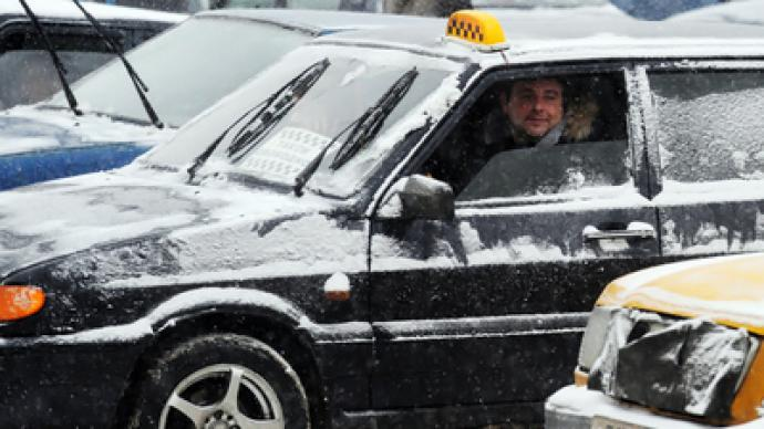 Moscow taxi to volunteer in emergencies