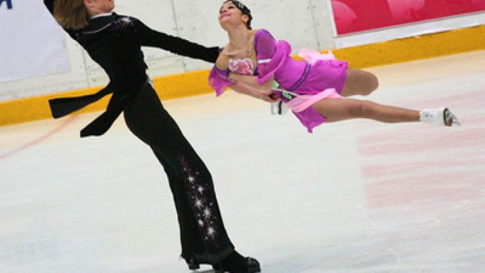 Moscow welcomes world's skating stars