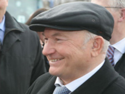 Moscow's mayor up for 5th term