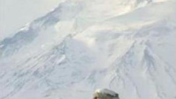 3 mountaineers missing in Russia's Far East