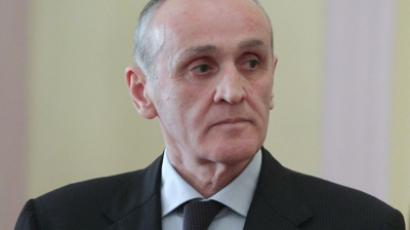 'Attack on president targets peace in Abkhazia'
