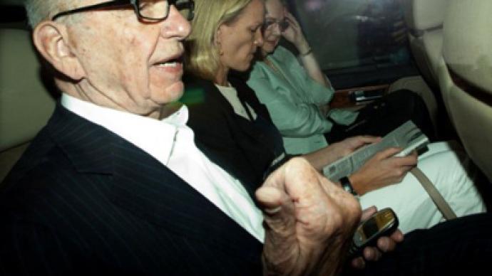 Clouds gather over Rupert Murdoch's News Corporation