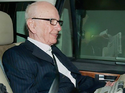 Newspapers are Murdoch's tools of war – journalist