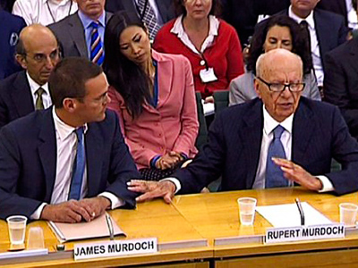 Murdochs' answers expose them as crooks – lawyer