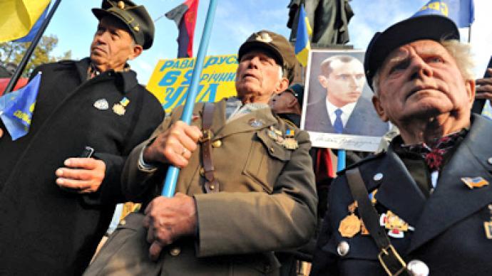 Murky depths of Ukrainian nationalism