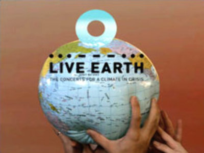 Music stars call mankind to save Earth