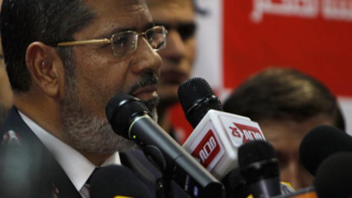 Muslim Brotherhood declares Morsi Egypt's president