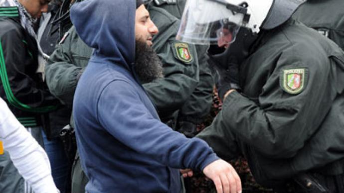 Germany cracks down on Salafist Muslims
