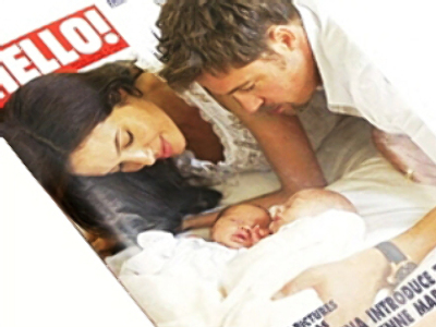 My baby looks like Putin – Brad Pitt