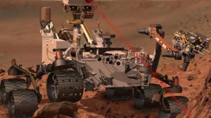 Mars mishap: Technical glitch halts NASA rover