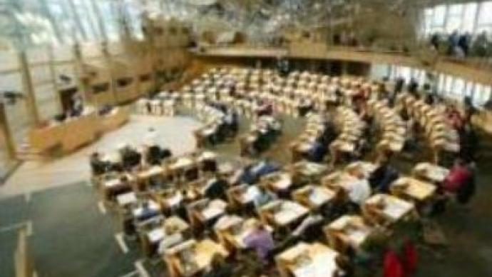 Nationalists end Labour dominance in Scottish parliament