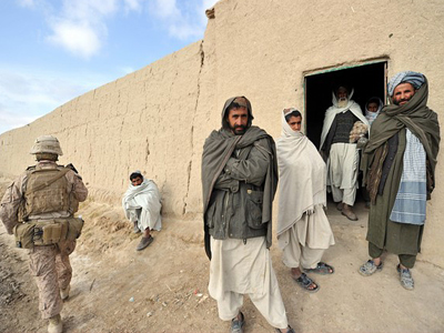There is no military solution to Afghan problem – anti-war activist